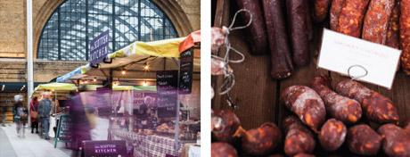 Besøg Londons markeder på fodboldrejser til London