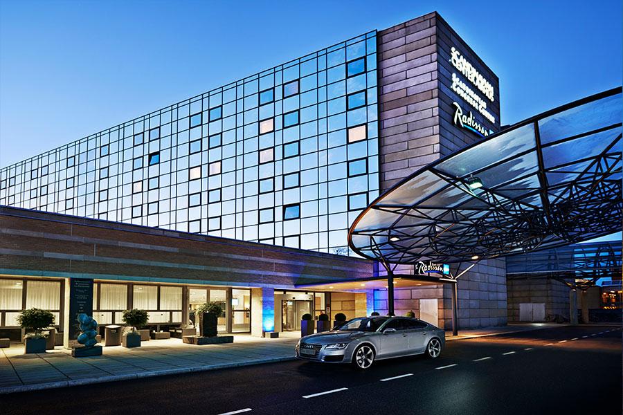 Radisson Blu Scandinavia Hotel - Aarhus