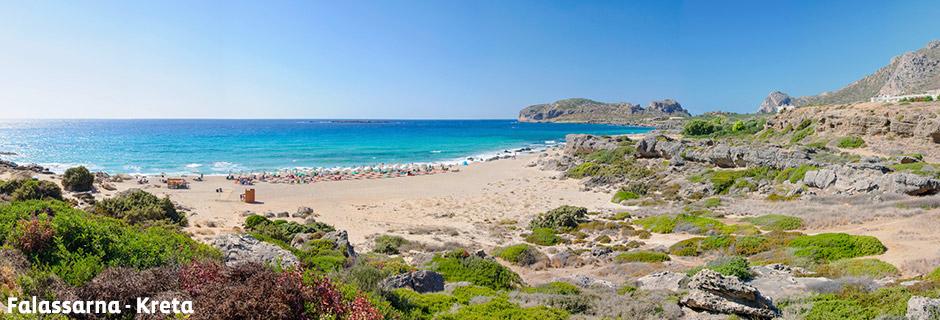 Rejser til Kreta - oplev danskernes foretrukne rejsemål
