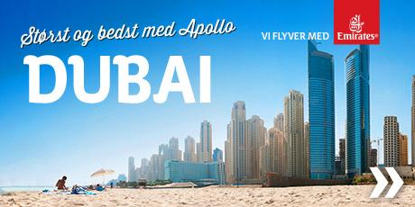 rejser til Dubai