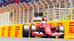 Formel 1 i barcelona