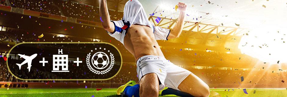 Fodboldrejser til Premier League og hele Europa - book hos Apollo!