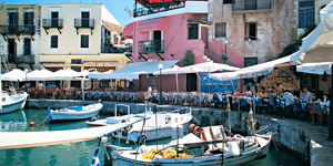Kreta - direkte fra Karup