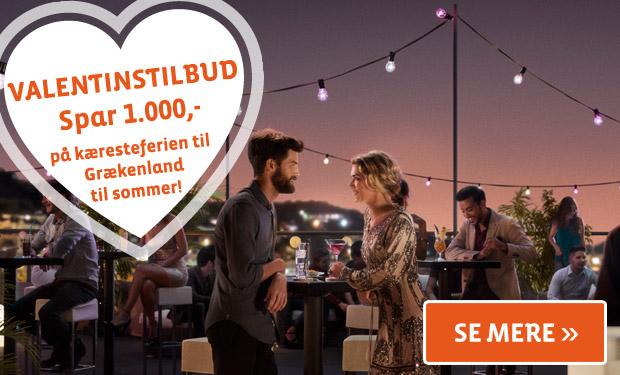 Valentins tilbud