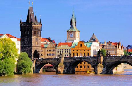 Efterårsferie i Prag