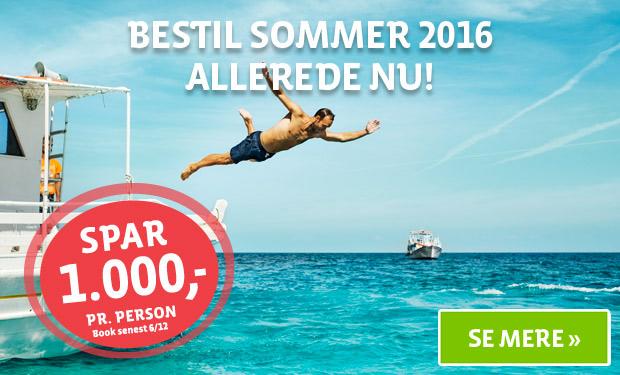 Sommerferie 2016