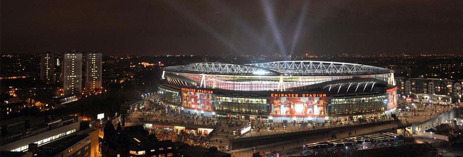 Den perfekte fodbolddag i London