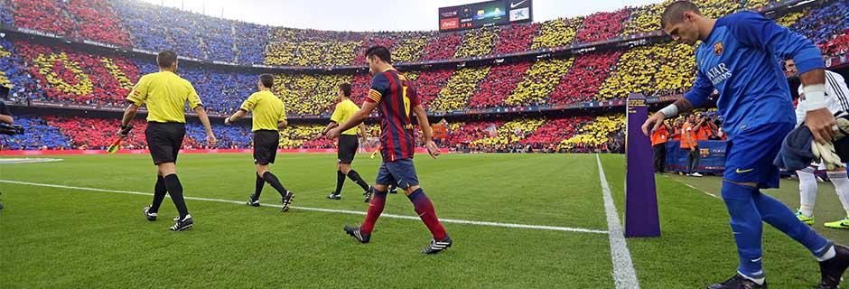 Fodbold i Barcelona