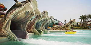 Yas Island Waterworld
