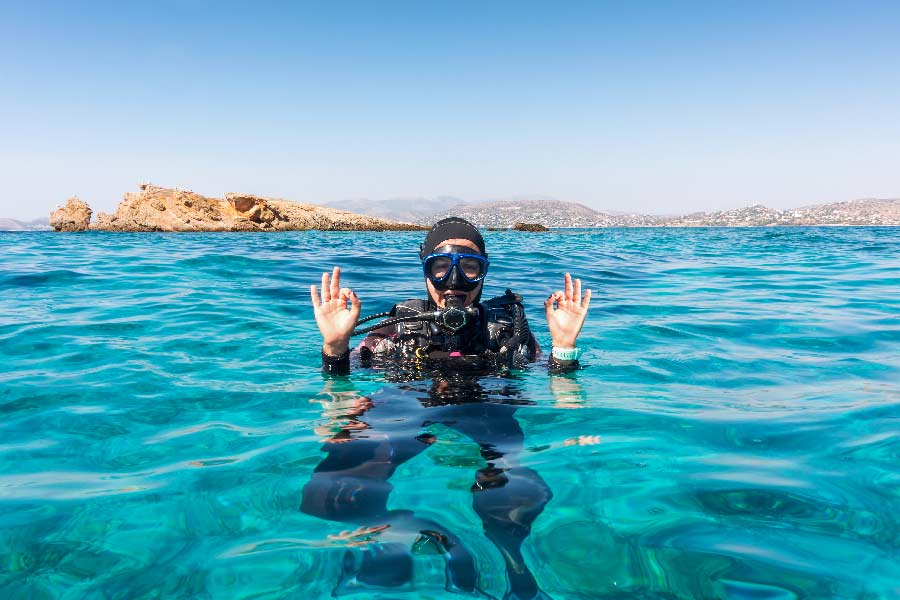 Dykkerkursus - Advanced Open Water Diver