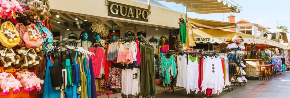 Shopping på Gran Canaria se vores bedste tips!