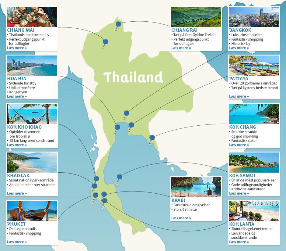 Oplev Thailand Med Apollo Se De Mange Gode Tilbud