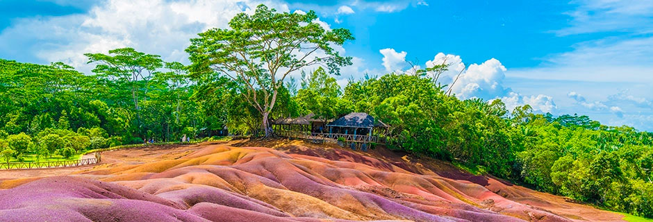 Rejsetips til Mauritius - The 7 coloured earth