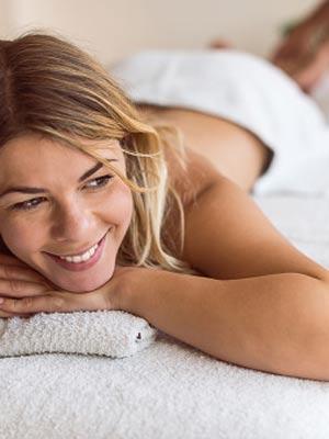 Afslapning og forkælelse i spa
