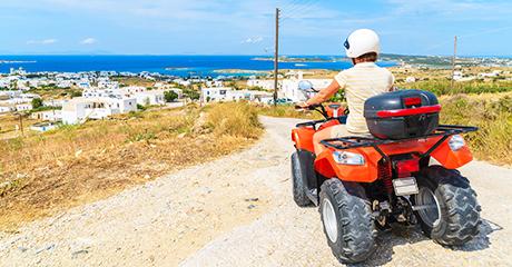 ATV på Cypern