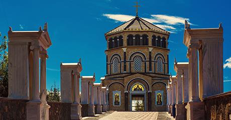 Kykkos-klosteret på Cypern