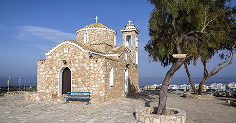 Profeten Elias på Cypern