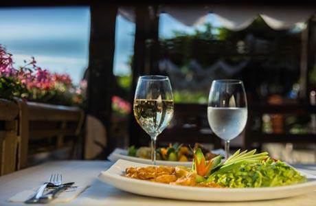 Restauranter langs Burgaskysten