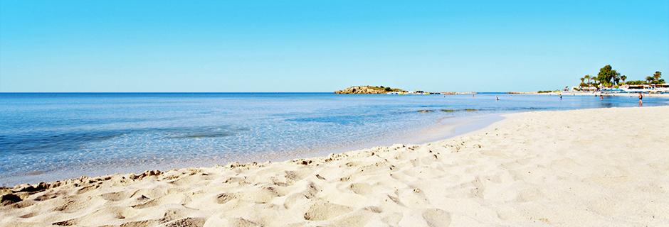 Cyperns smukke strande