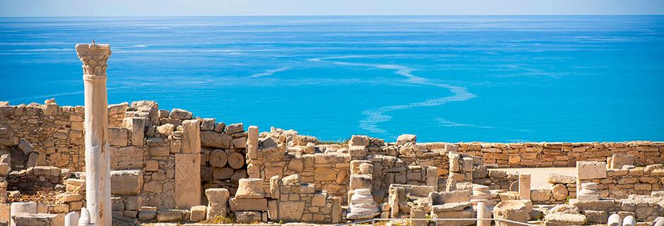 Interessant historie på Cypern
