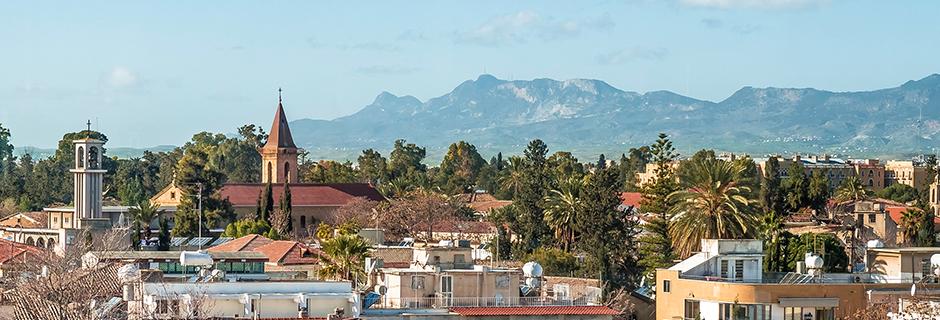 Hyggelige byer på Cypern