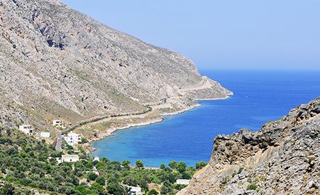 Smukke omgivelser på Kalymnos